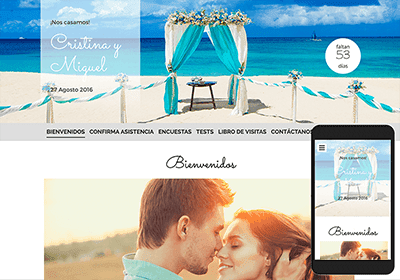Matrimonio playero