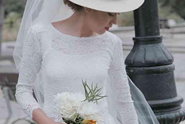 Vestidos de Novia Andrea Nathalia Fachin